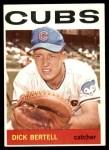 1964 Topps #424  Dick Bertell  Front Thumbnail