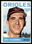 1964 Topps #487  Mike McCormick  Front Thumbnail