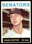 1964 Topps #397  Chuck Cottier  Front Thumbnail