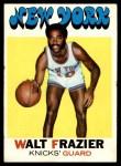 1971 Topps #65  Walt Frazier   Front Thumbnail