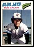 1977 O-Pee-Chee #48  Bob Bailor  Front Thumbnail