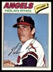 1977 O-Pee-Chee #65  Nolan Ryan  Front Thumbnail