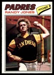 1977 O-Pee-Chee #113  Randy Jones  Front Thumbnail