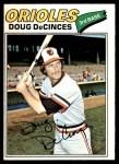 1977 O-Pee-Chee #228  Doug DeCinces  Front Thumbnail