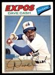 1977 O-Pee-Chee #180  Dave Cash  Front Thumbnail