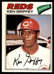 1977 O-Pee-Chee #11  Ken Griffey  Front Thumbnail