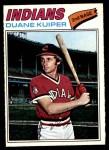 1977 O-Pee-Chee #233  Duane Kuiper  Front Thumbnail