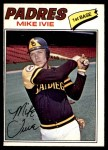 1977 O-Pee-Chee #241  Mike Ivie  Front Thumbnail