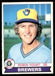 1979 O-Pee-Chee #41  Robin Yount  Front Thumbnail