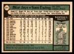 1979 O-Pee-Chee #271  Sam Ewing  Back Thumbnail