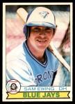 1979 O-Pee-Chee #271  Sam Ewing  Front Thumbnail