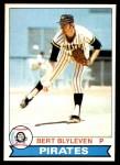 1979 O-Pee-Chee #155  Bert Blyleven  Front Thumbnail
