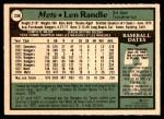 1979 O-Pee-Chee #236  Len Randle  Back Thumbnail