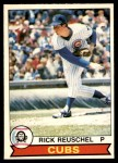 1979 O-Pee-Chee #123  Rick Reuschel  Front Thumbnail