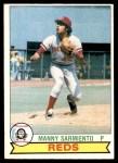 1979 O-Pee-Chee #69  Manny Sarmiento  Front Thumbnail