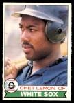 1979 O-Pee-Chee #169  Chet Lemon  Front Thumbnail