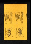 1963 Topps Peel-Offs #38  Johnny Romano  Back Thumbnail