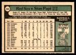 1979 O-Pee-Chee #344 TR Stan Papi   Back Thumbnail