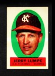1963 Topps Peel-Offs #24  Jerry Lumpe  Front Thumbnail