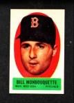 1963 Topps Peel-Offs #29  Bill Monbouquette  Front Thumbnail