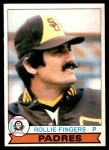 1979 O-Pee-Chee #203  Rollie Fingers  Front Thumbnail