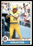 1979 O-Pee-Chee #336  Bill Robinson  Front Thumbnail