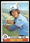1979 O-Pee-Chee #344 TR Stan Papi   Front Thumbnail