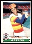 1979 O-Pee-Chee #269  Enos Cabell  Front Thumbnail