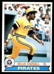 1979 O-Pee-Chee #22  Willie Stargell  Front Thumbnail