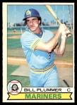 1979 O-Pee-Chee #208  Bill Plummer  Front Thumbnail