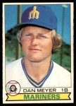 1979 O-Pee-Chee #363  Dan Meyer  Front Thumbnail