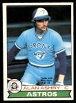 1979 O-Pee-Chee #14 TR Alan Ashby   Front Thumbnail