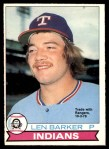 1979 O-Pee-Chee #40 TR Len Barker   Front Thumbnail