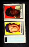 1962 Topps Stamp Panels #52  Roger Craig / Minnie Minoso  Front Thumbnail
