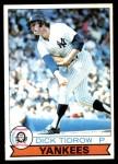 1979 O-Pee-Chee #37  Dick Tidrow  Front Thumbnail