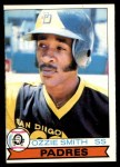 1979 O-Pee-Chee #52  Ozzie Smith  Front Thumbnail