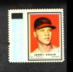 1962 Topps Stamps #2  Jerry Adair  Front Thumbnail