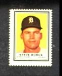 1962 Topps Stamps #42  Steve Boros  Front Thumbnail