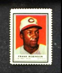 1962 Topps Stamps #121  Frank Robinson  Front Thumbnail
