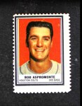 1962 Topps Stamps #124  Bob Aspromonte  Front Thumbnail