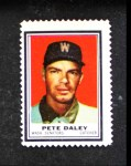 1962 Topps Stamps #94  Pete Daley  Front Thumbnail