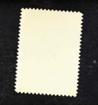 1962 Topps Stamps #140  Duke Snider  Back Thumbnail