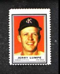 1962 Topps Stamps #54  Jerry Lumpe  Front Thumbnail