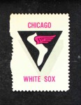 1962 Topps Stamps #21   Chicago Emblem Front Thumbnail