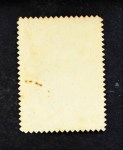 1962 Topps Stamps #5  Jim Gentile  Back Thumbnail