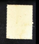 1962 Topps Stamps #46  Rocky Colavito  Back Thumbnail