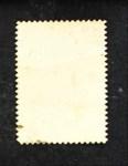 1962 Topps Stamps #92   Washington Emblem Back Thumbnail