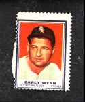 1962 Topps Stamps #30  Early Wynn  Front Thumbnail