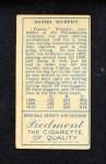 1911 T205  Danny Murphy  Back Thumbnail