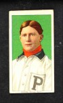 1909 T206  Red Dooin  Front Thumbnail